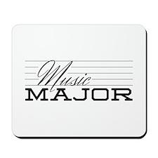 Music Major Mousepad