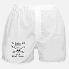 Morale Boxer Shorts