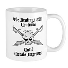Morale Small Mug