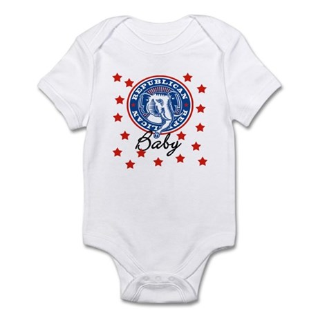 Republican Baby Political Baby/Toddler bodysuits