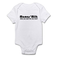 Mamas' Milk Infant Bodysuit