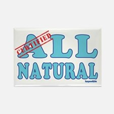 All Natural Rectangle Magnet (10 pack)
