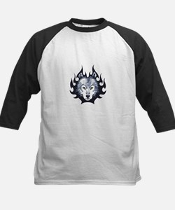 WOLF HEAD SMALL Baseball Jersey