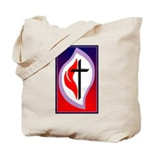 Unique Methodist Tote Bag