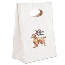 GOLDEN MOM Canvas Lunch Tote