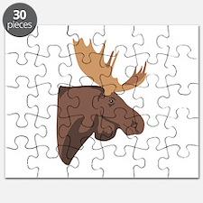 Moose Head Puzzle