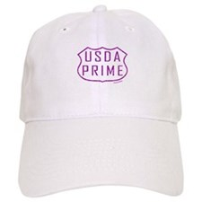 USDA Prime Baseball Baseball Cap