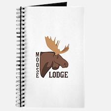 Moose Lodge Head Journal