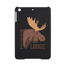 Moose Lodge Head iPad Mini Case