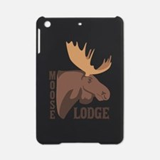 Moose Lodge Head iPad Mini Case
