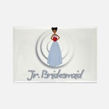 Dee's Jr's Bridesmaid Rectangle Magnet