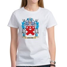 Jardine Coat of Arms - Family Cres T-Shirt