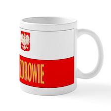 Polish White Eagle Coffee Mug