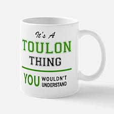 Cute Toulon Mug