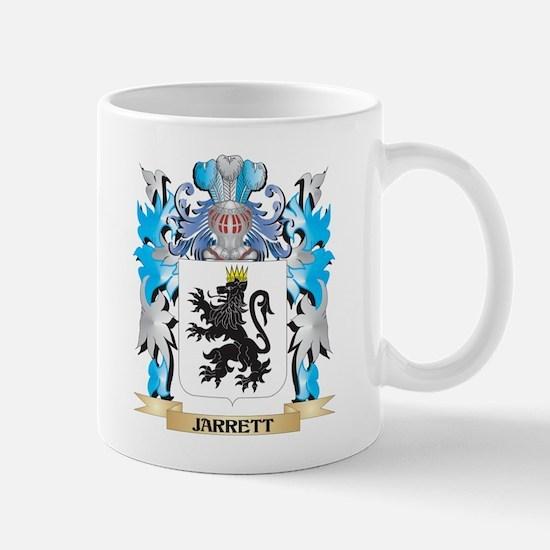 Jarrett Coat of Arms - Family Crest Mugs