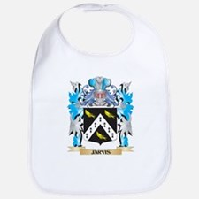 Jarvis Coat of Arms - Family Crest Bib