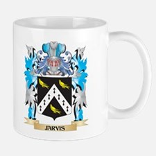 Jarvis Coat of Arms - Family Crest Mugs