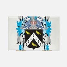 Jarvis Coat of Arms - Family Crest Magnets