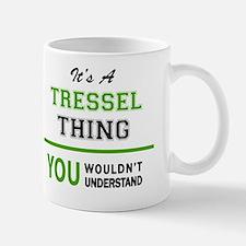 Cute Tressel Mug