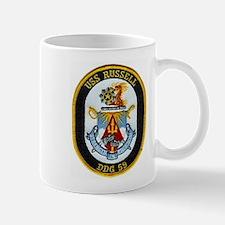USS RUSSELL Small Small Mug