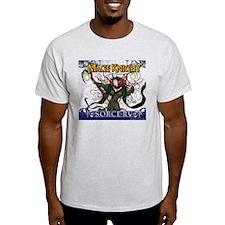 Lady Rowan Ash Grey T-Shirt