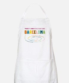 There's nowhere else like Barcelona Apron
