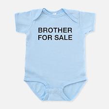 Brother For Sale Infant Bodysuit
