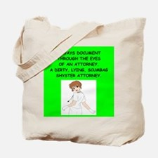 Cute Emergency room physician Tote Bag