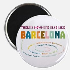 There's nowhere else like Barcelona Magnets