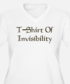 T-Shirt Of Invisibility T-Shirt