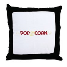 Popcorn Throw Pillow