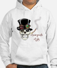 Steampunk Style-Goggles Hoodie