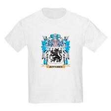 Jefferies Coat of Arms - Family Crest T-Shirt