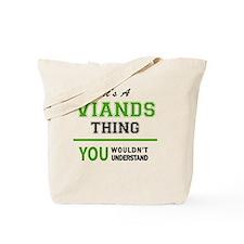 Cute Viande Tote Bag