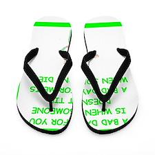 Cool Ccu nurse Flip Flops