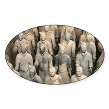 Terracotta Army, China. Decal