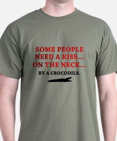 Some People Need A Kiss T-Shirt