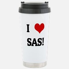 Unique Sas Travel Mug