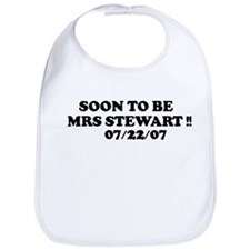SOON TO BE     MRS STEW Bib