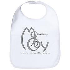 McCoy Pottery Baby Bib