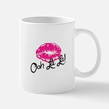 OOH LA LA Mugs