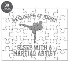 Sleep With A Martial Artist Puzzle
