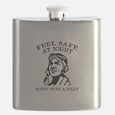 Sleep With A Pilot Flask