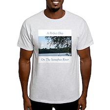 On The Sassafras River - T-Shirt