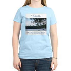On The Sassafras River - T-Shirt