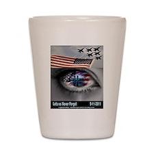 9-11-5 Shot Glass