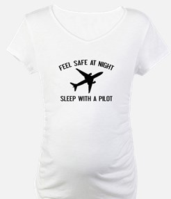 Sleep With A Pilot Shirt
