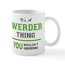 Unique Werder Mug