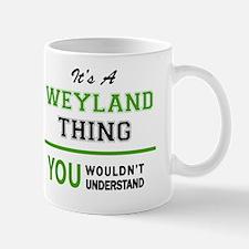 Cute Weyland Mug
