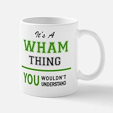 Cute Wham Mug